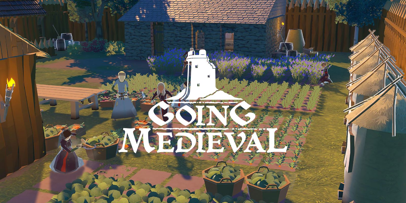 Is Going Medieval An RTS, Farming Game, Or City Builder
