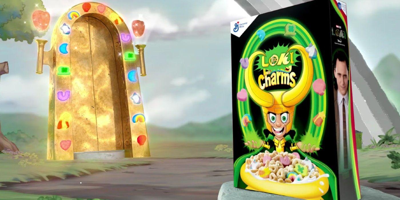 Marvel's Loki Is The New Lucky Charms Mascot - NY Press News