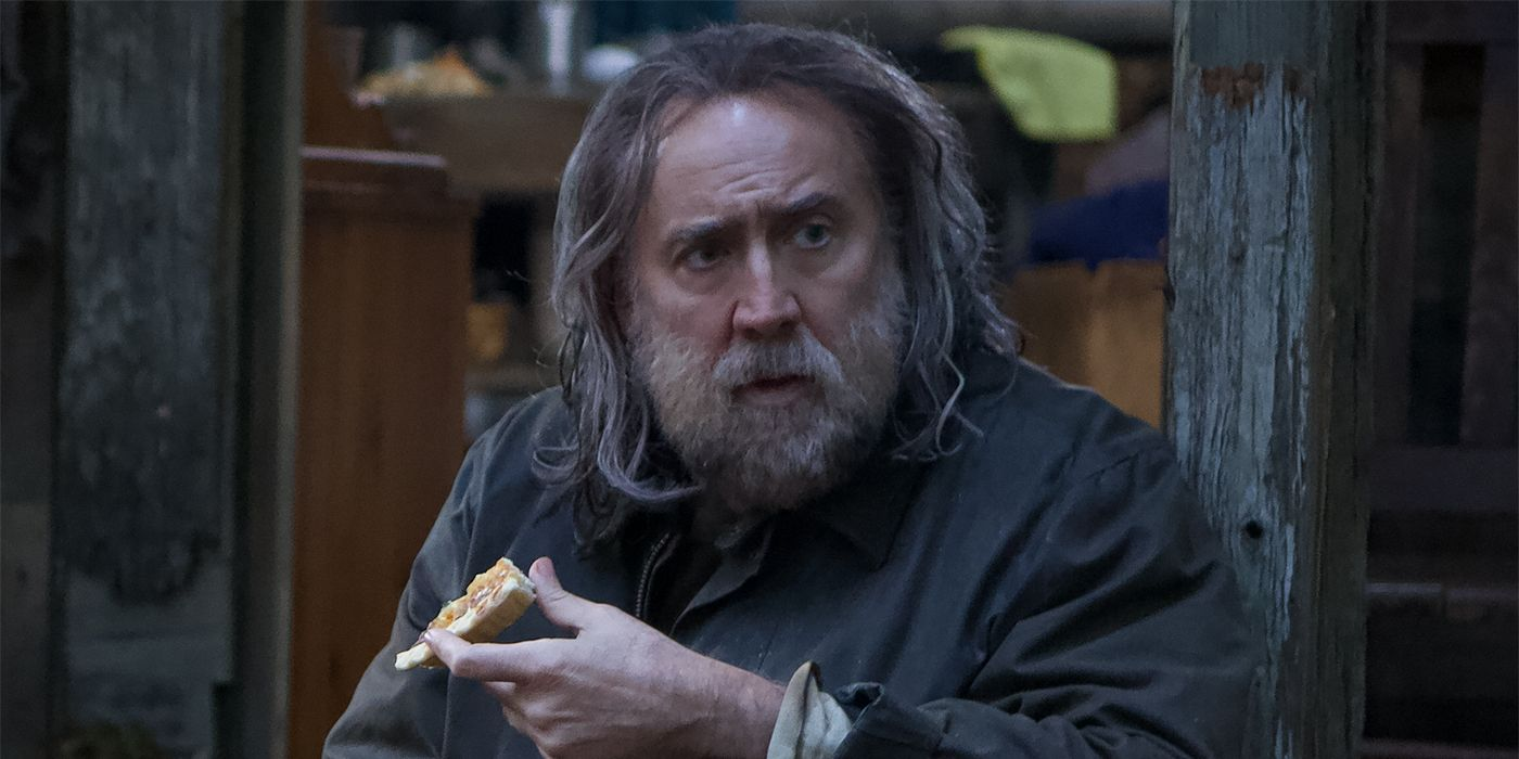 Nicolas Cage Refuses To Ever Watch The Unbearable Weight of Massive Talent