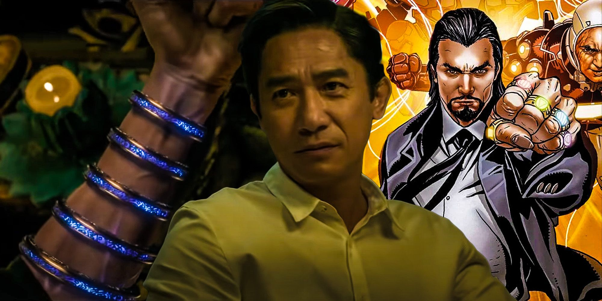 Shang-Chi: How Ten Rings' Powers Work In MCU & Marvel Comics