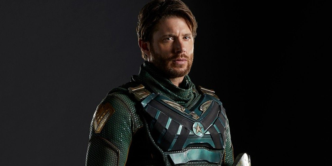 Boys Season 3 Image: First Look At Jensen Ackles' Soldier Boy Costume