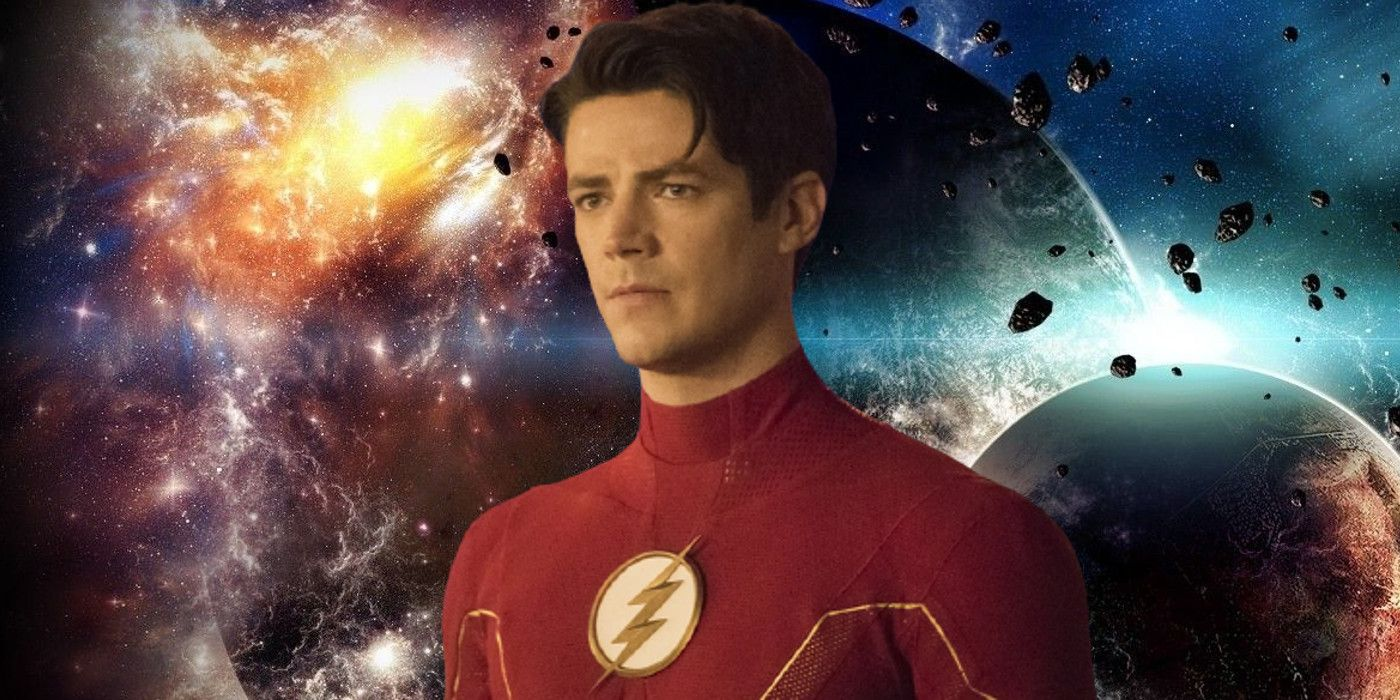 The Flash Season 7 Introduces An Interstellar Relief Force