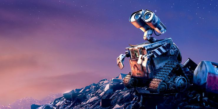 Pixar - Wall-E