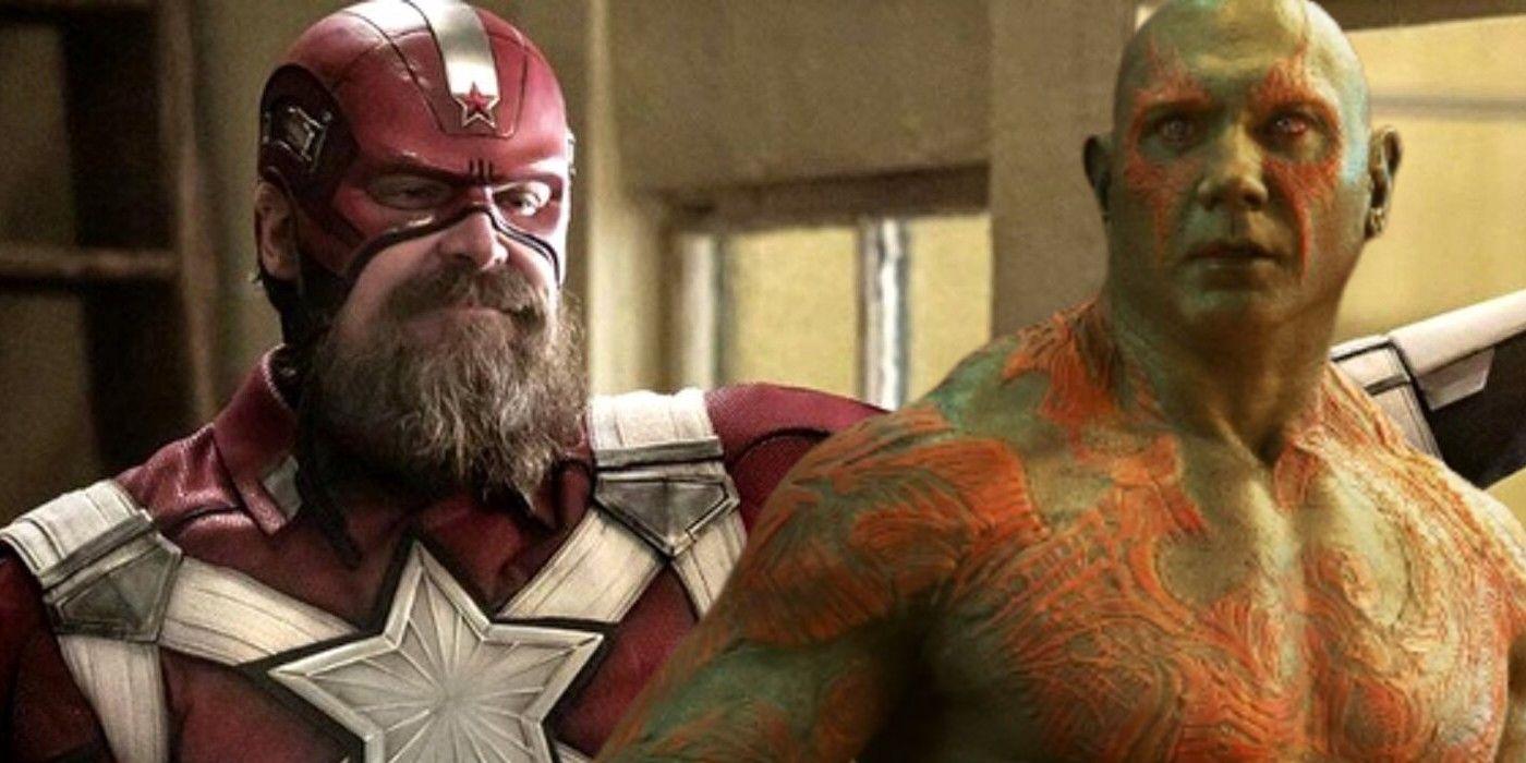 Dave Bautista Responds to Black Widow Lawsuit With Drax Movie Joke