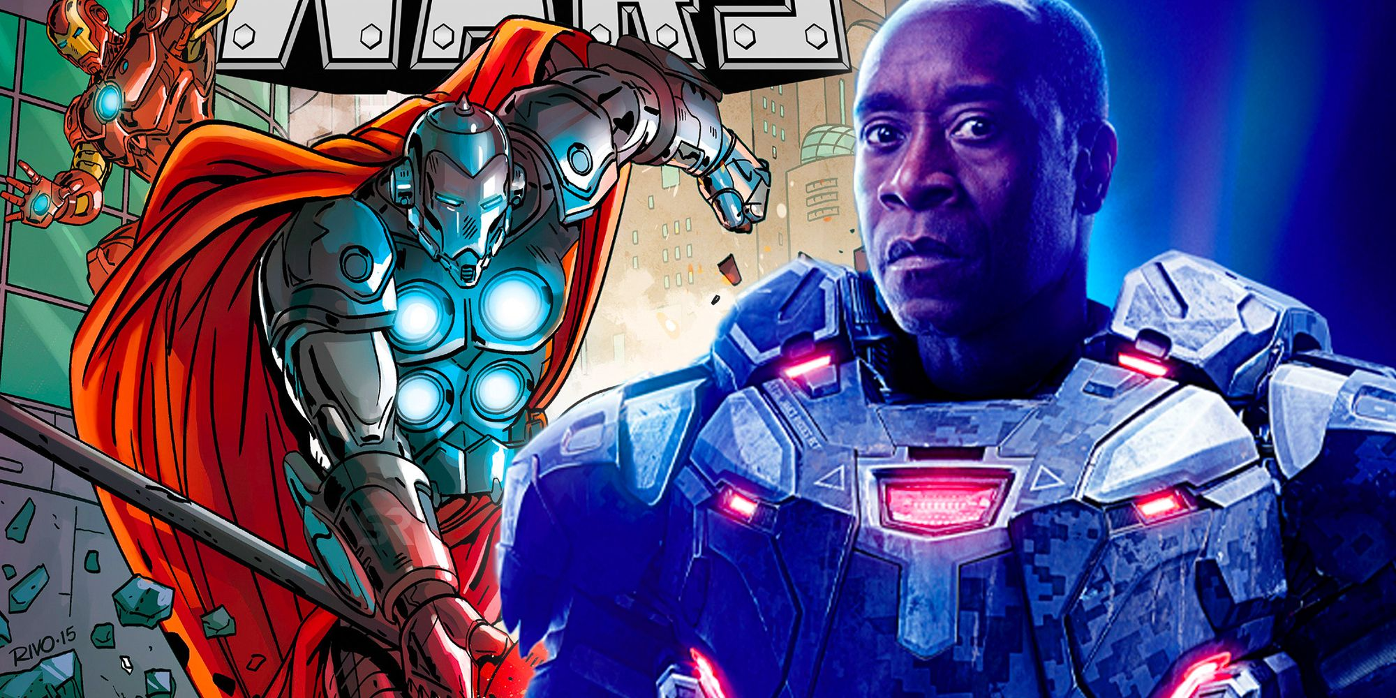 Marvel Hasn T Told Don Cheadle The Armor Wars Story Yet Forbes Alert
