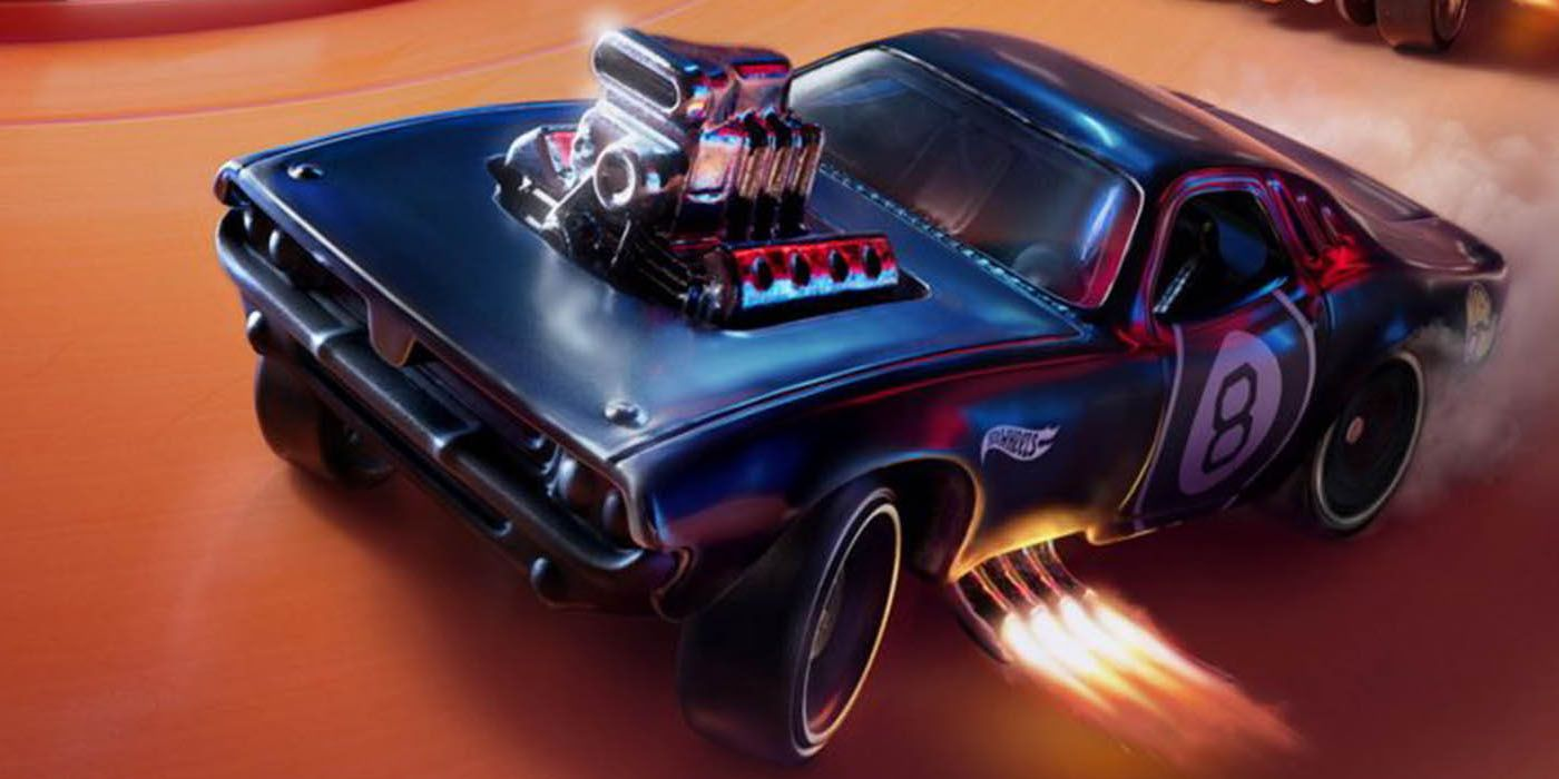 Hot Wheels Unleashed Trailer Reveals 66 Different Vehicles