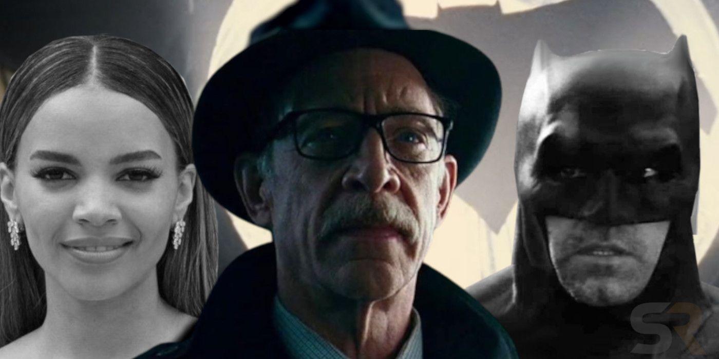 How Batgirl's Commissioner Gordon Casting Changes Ben Affleck's Batman