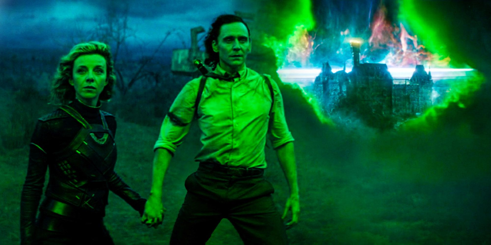 Loki Episode 5 Ending Explained: Where Are Sylvie & Loki?