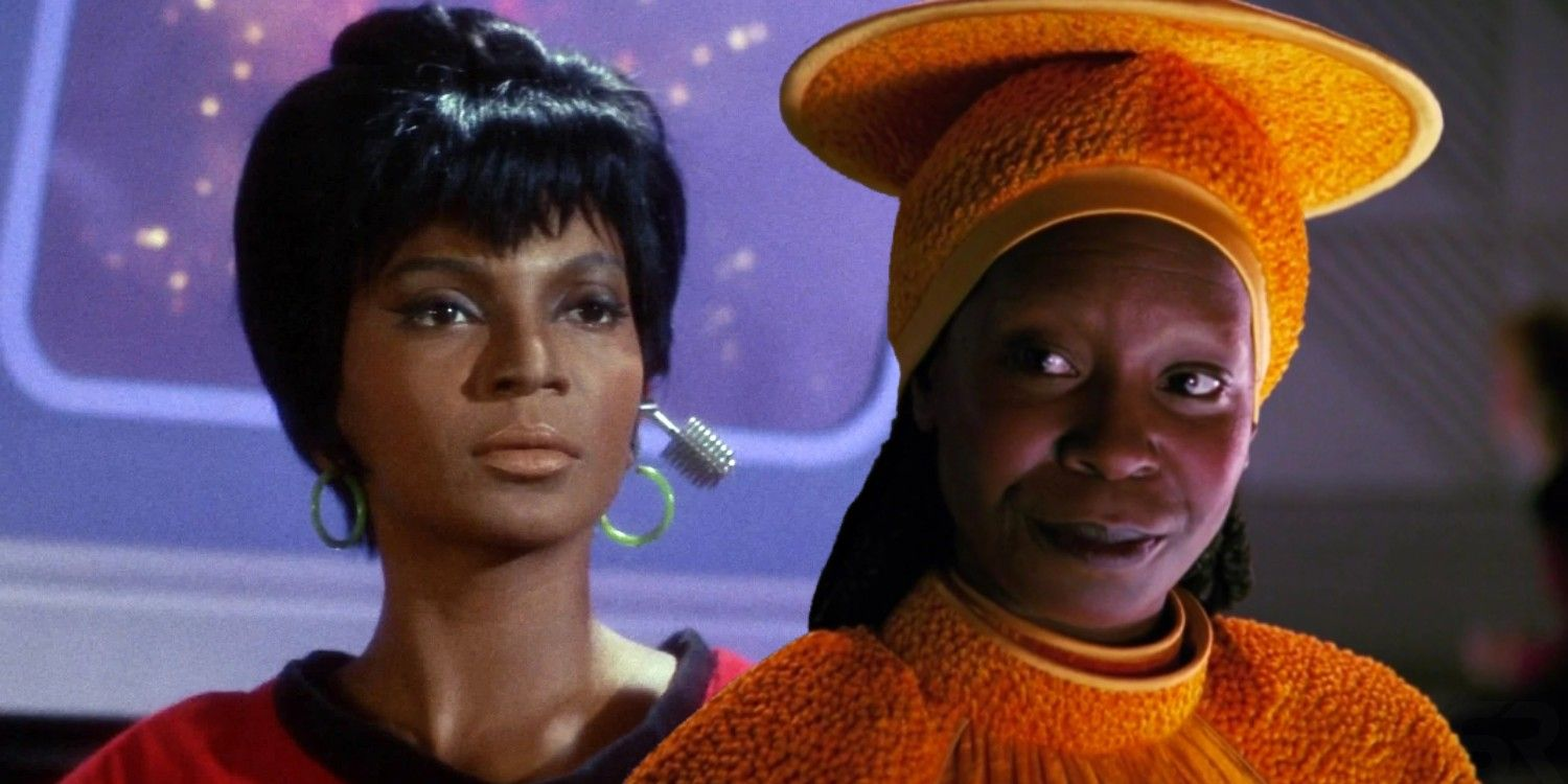 Whoopi Goldberg Perfectly Described The Importance Of Uhura In Star Trek: TOS