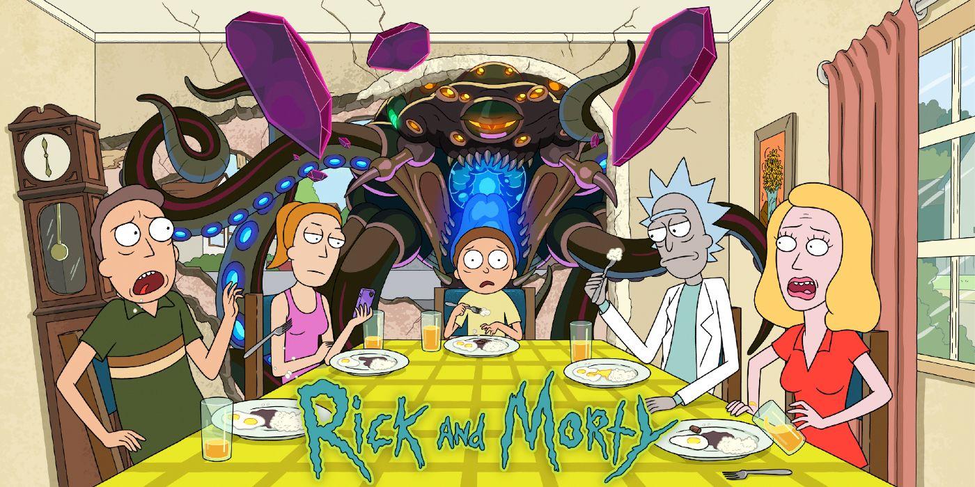 Rick & Morty Season 5 Episode 7 Leaks Early In Canada