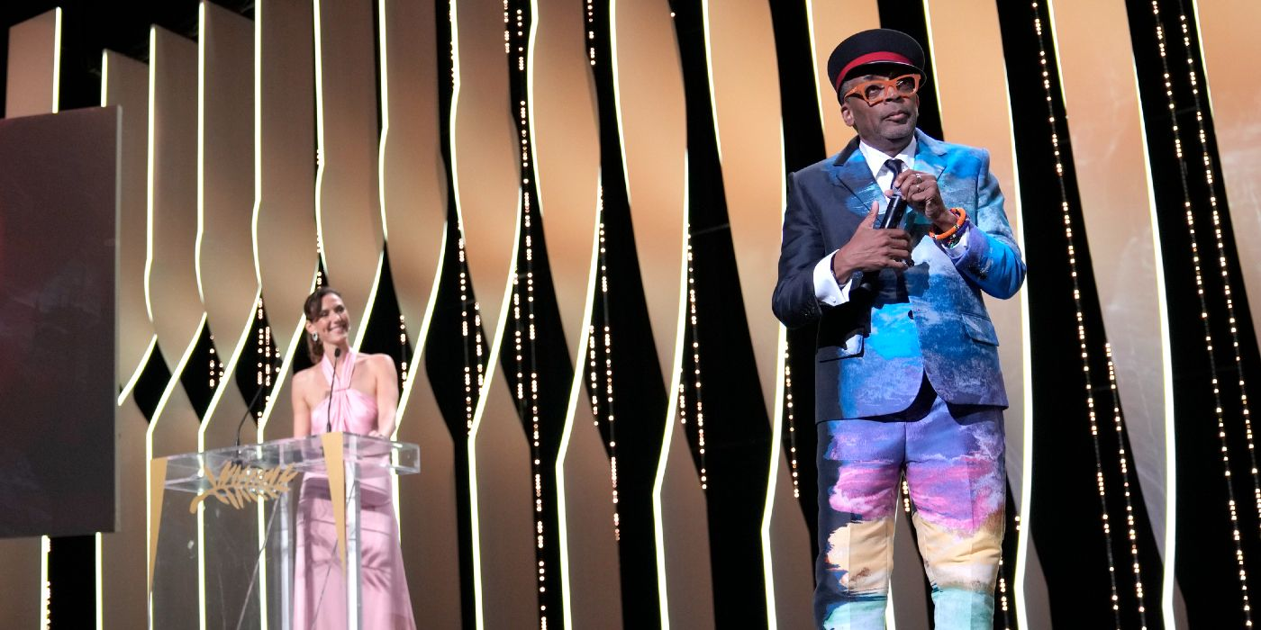 Spike Lee Accidentally Announces Top Prize Early at Cannes Film Festival