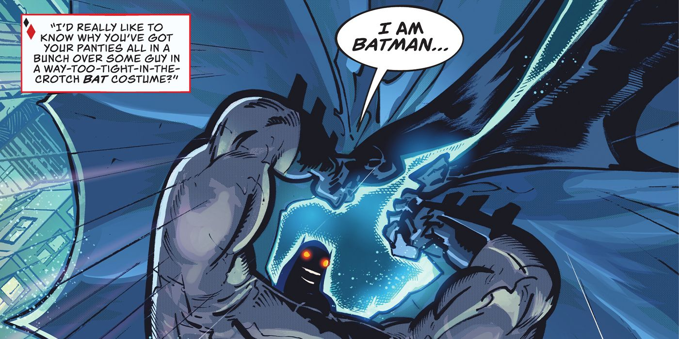 DC admite que seus heróis estão muito apertados 2