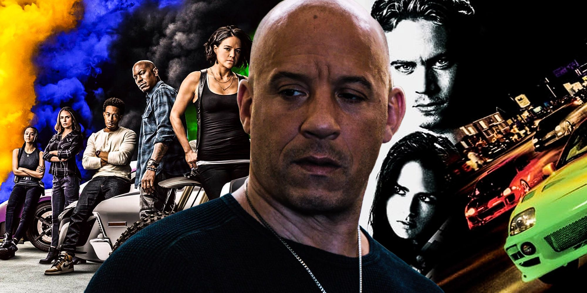 How F9's Rotten Tomatoes Score Compares to Other Fast and Furious Movies