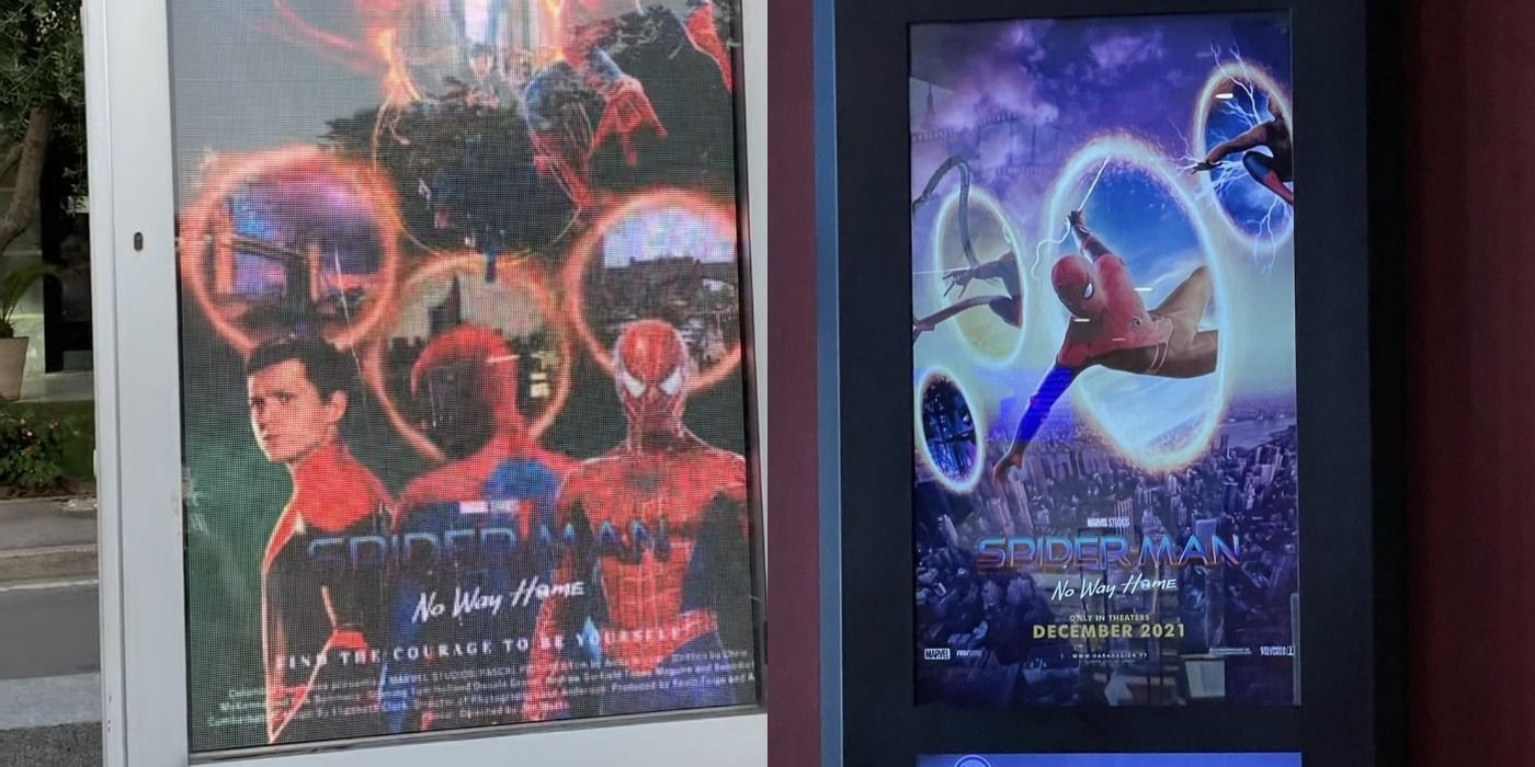Spider-Man fan posters