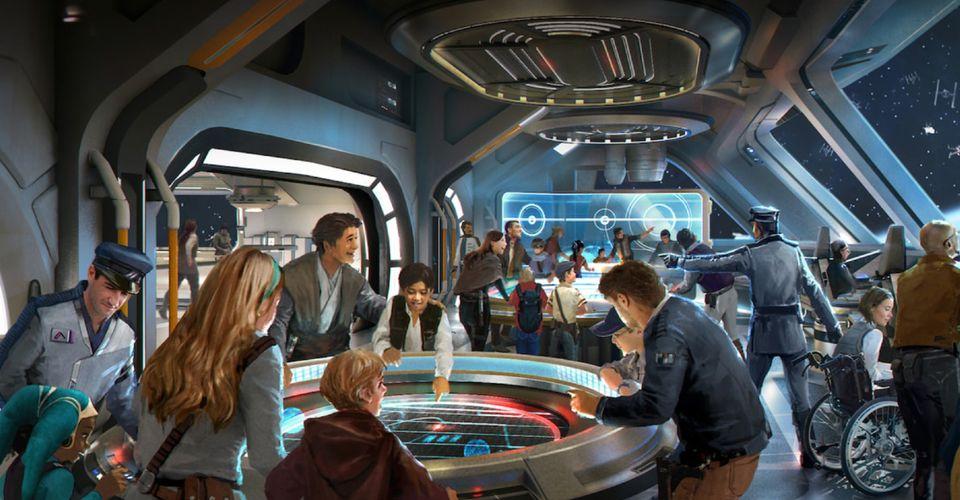 Disney оголосила вартість квитків у свій готель-атракціон Galactic Starcruiser
