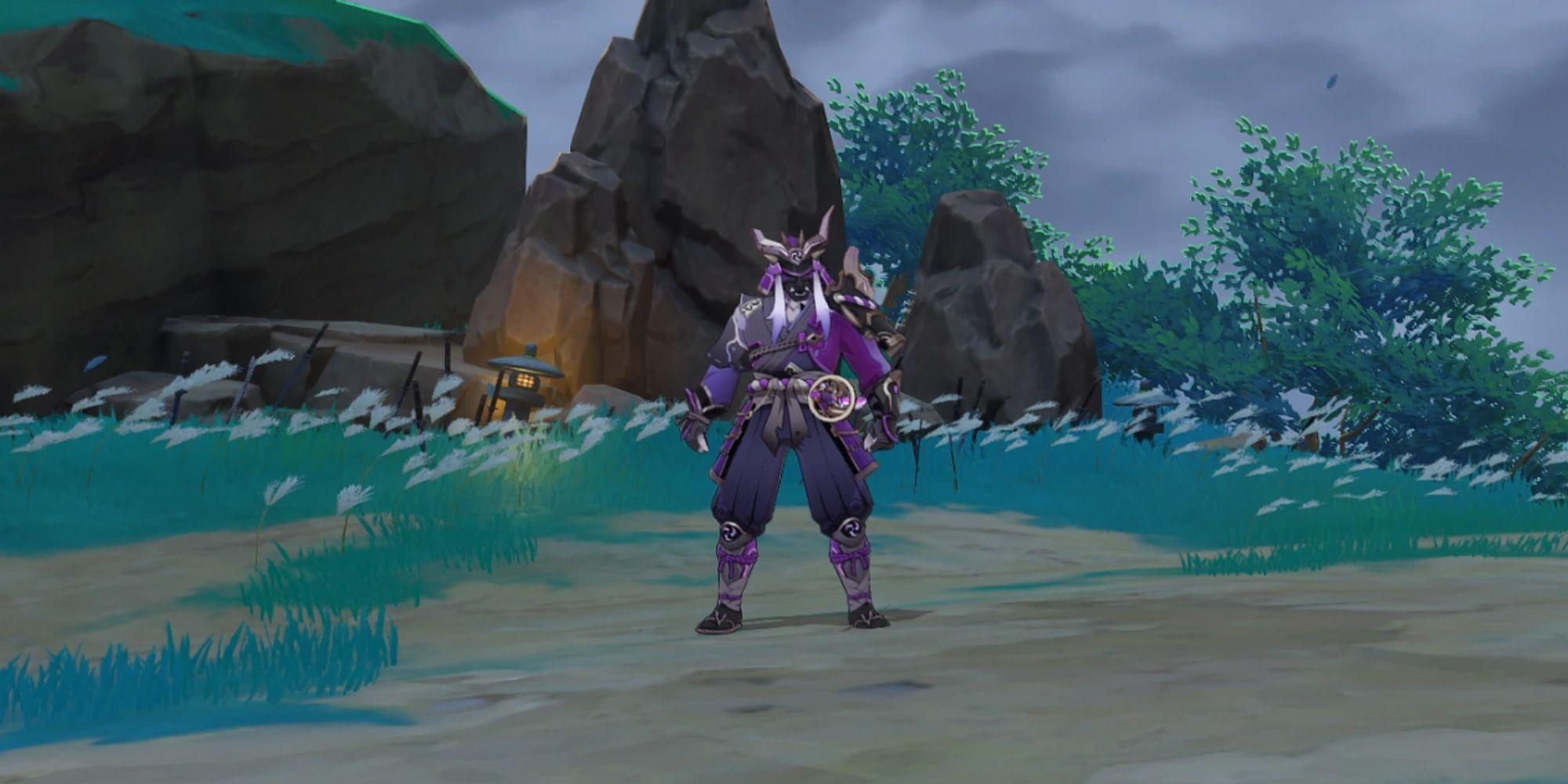 Genshin Impact: How to Find The Nameless Samurai's Blade (Dreams of Sword Art)