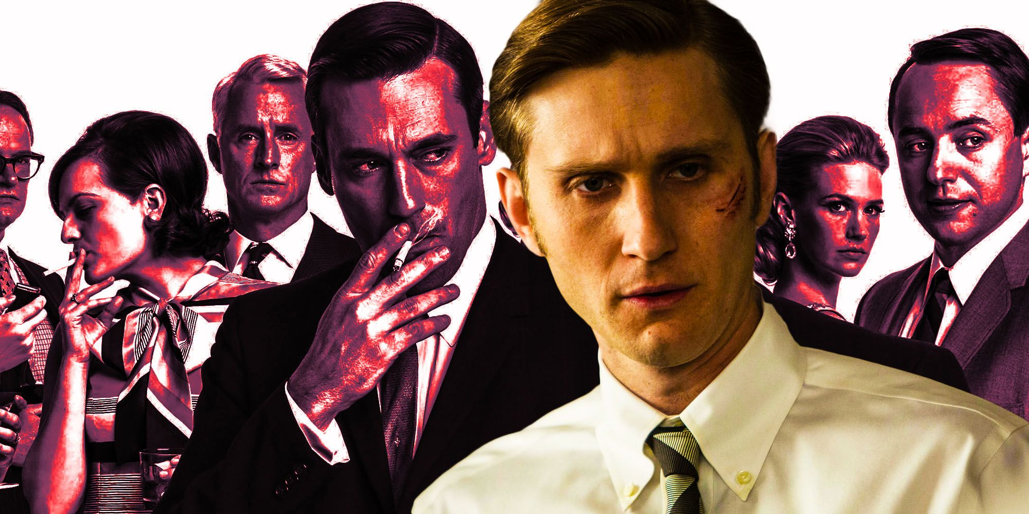 Mad Men Is A Novel Written By Ken Cosgrove - Theory Explained