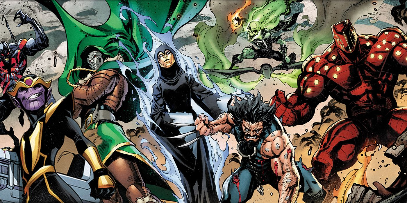 Marvel's Avengers are about to battle The Multiversal Masters of Evil