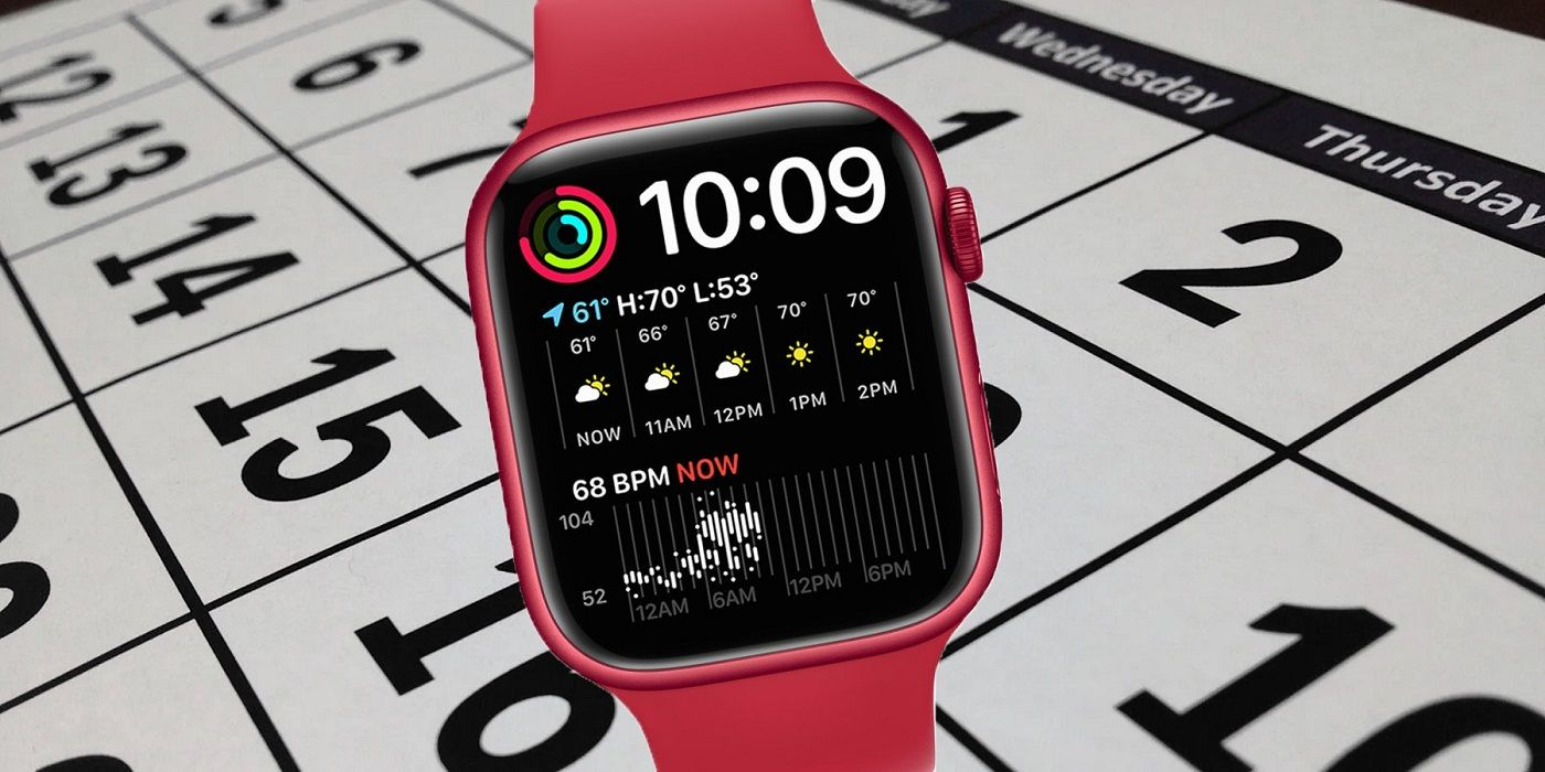 When Is The New Apple Watch Series 7 Going To Be Released?