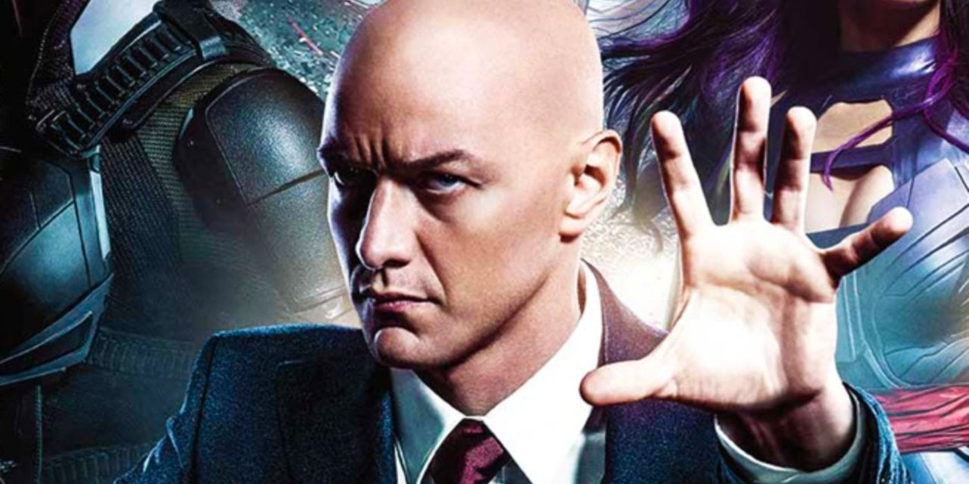 X-Men: James McAvoy Will Never Say Never to Returning as Professor X