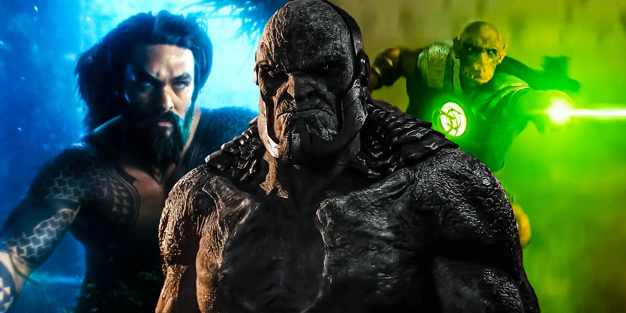 DCEU: Every Hero Darkseid Has Defeated (Including Snyder s Knightmare)