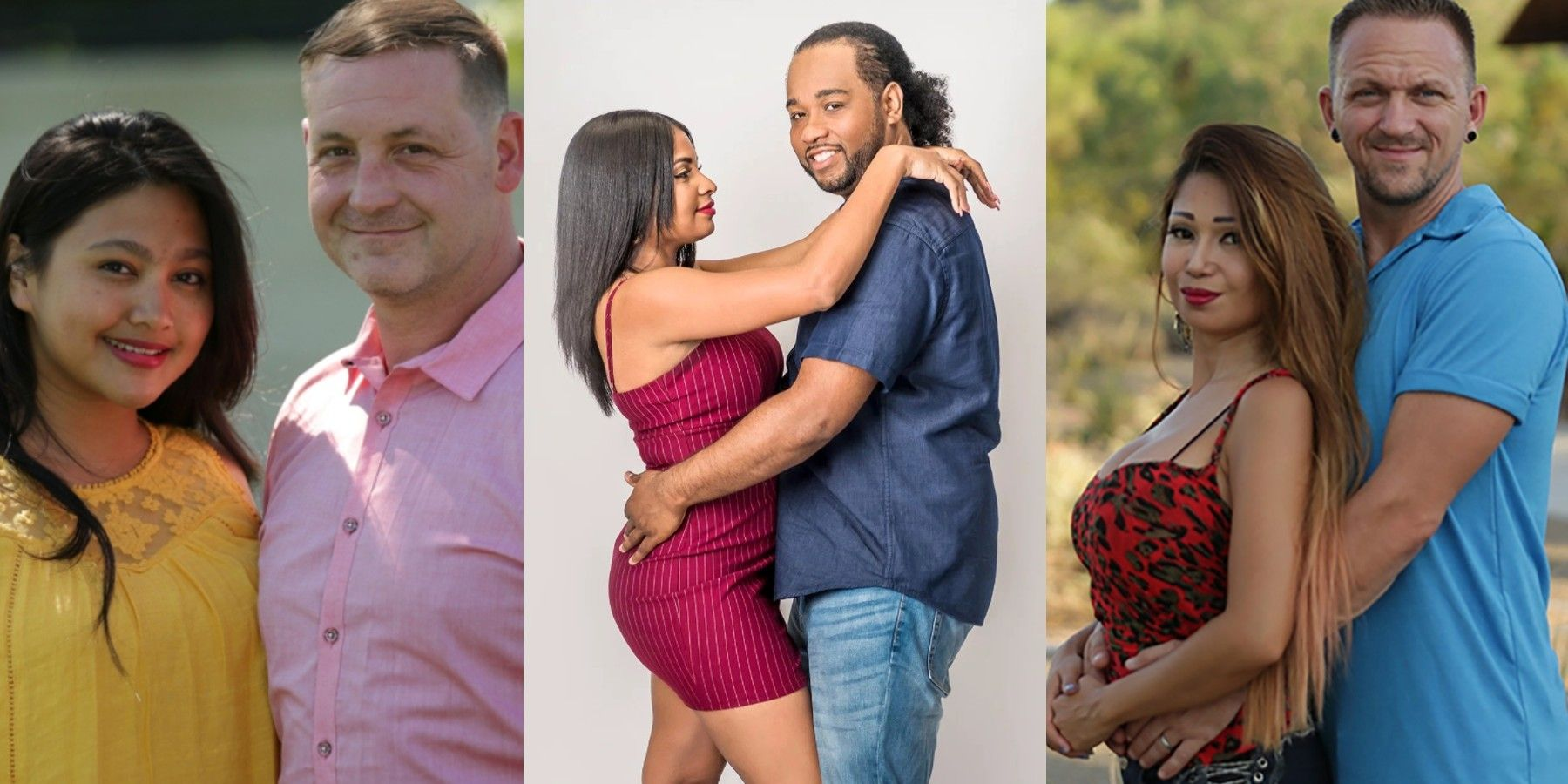 90 Day Fiance: Franchise Couples Who Are Shockingly Still Together