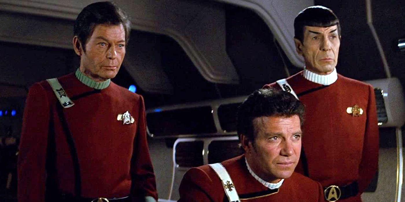 Star Trek Generations: Why Leonard Nimoy & DeForest Kelley Refused To Return