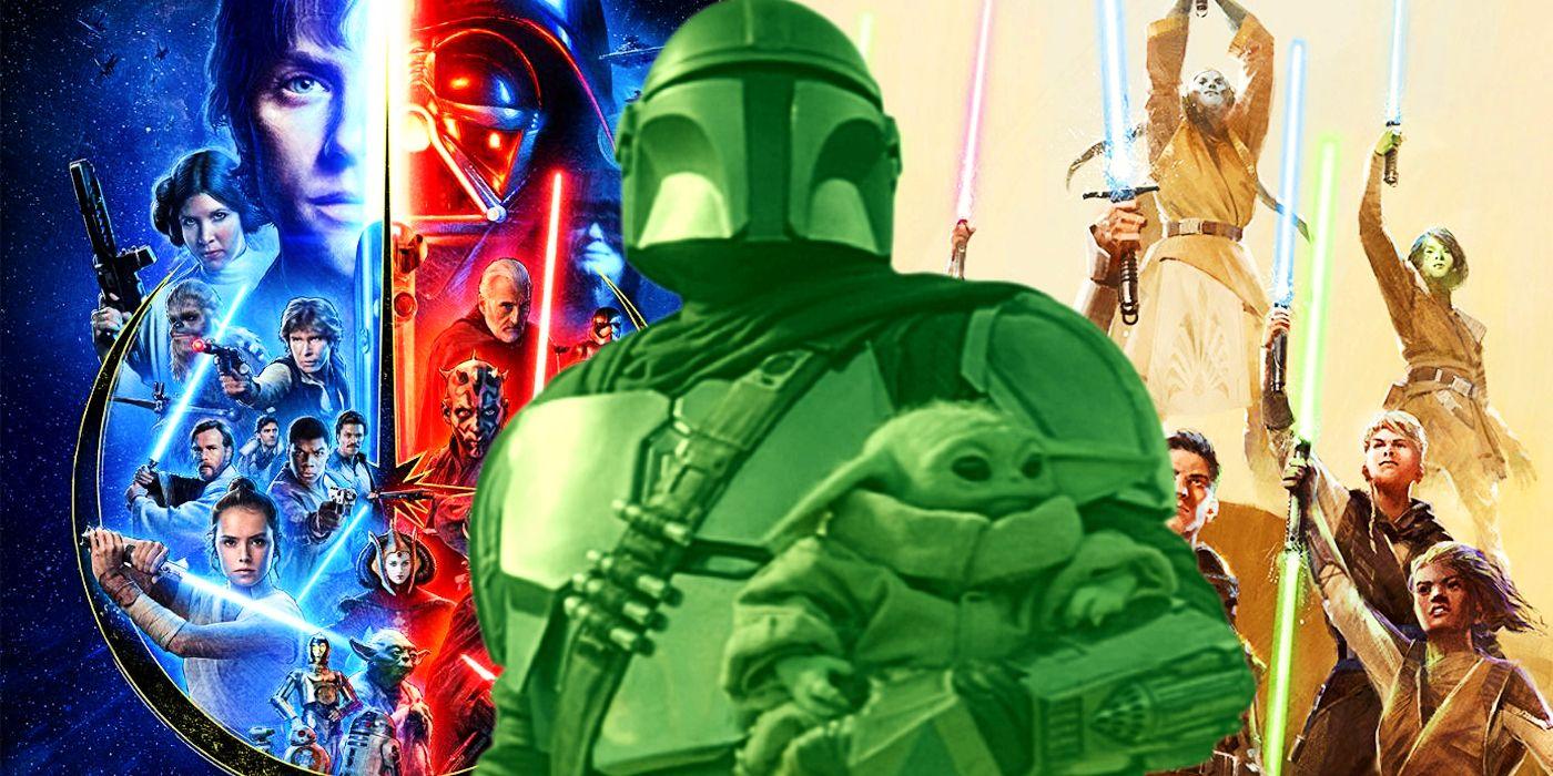 Disney Is Finally Getting Star Wars Right (Beyond The Skywalker Saga)