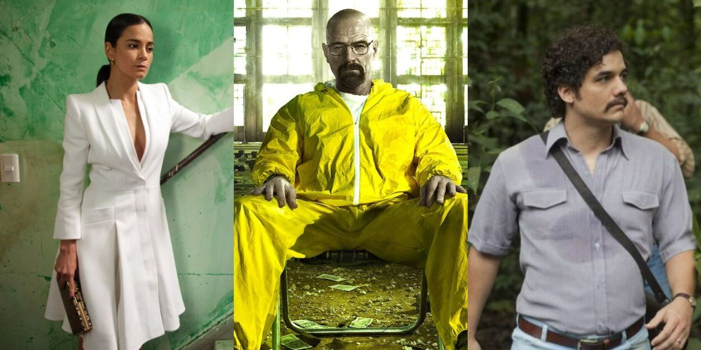 Breaking Unhealthy: 10 Related TV Reveals About The Drug Commerce
