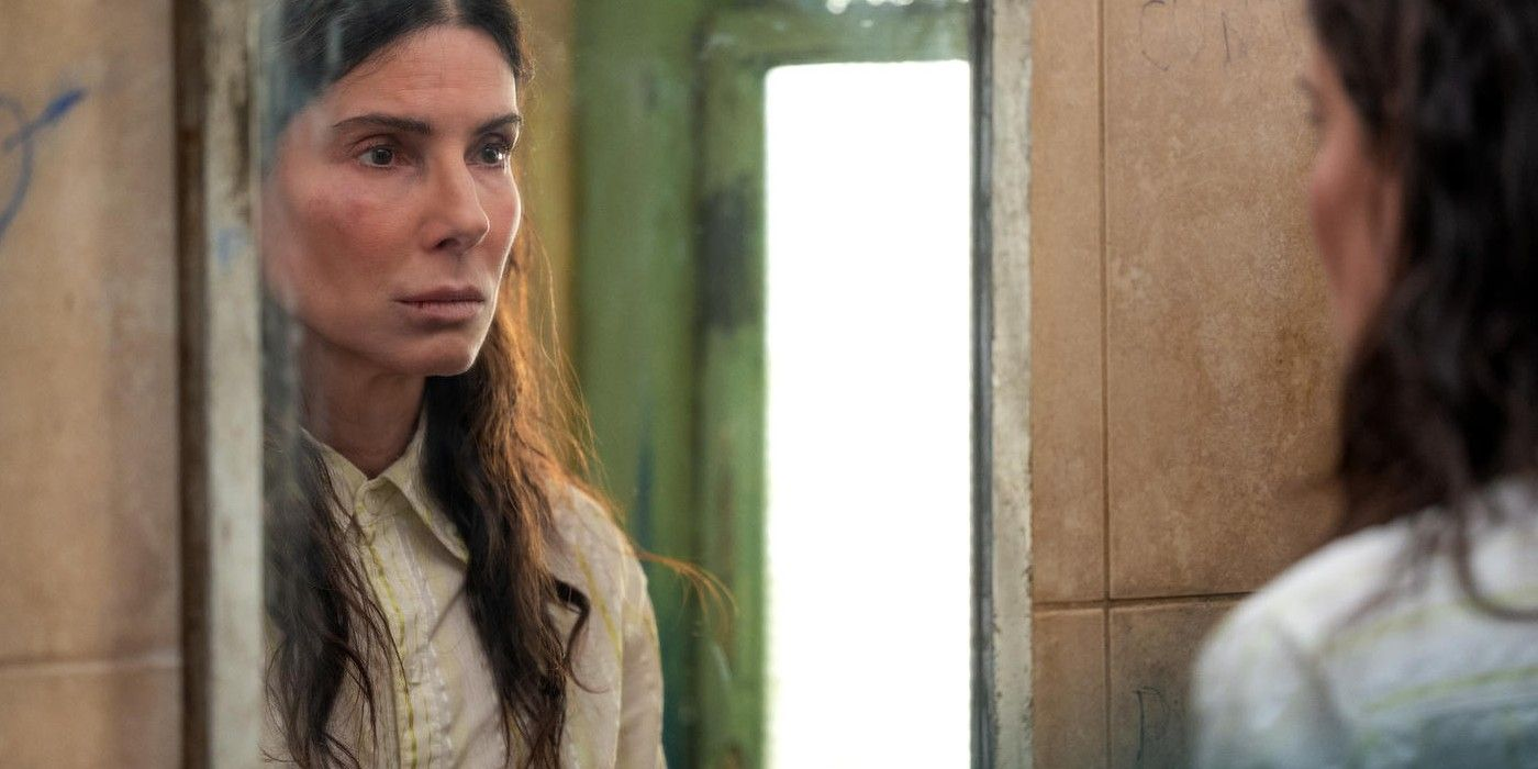 Sandra Bullock Is An Ex-Con In Netflix's The Unforgivable First Look