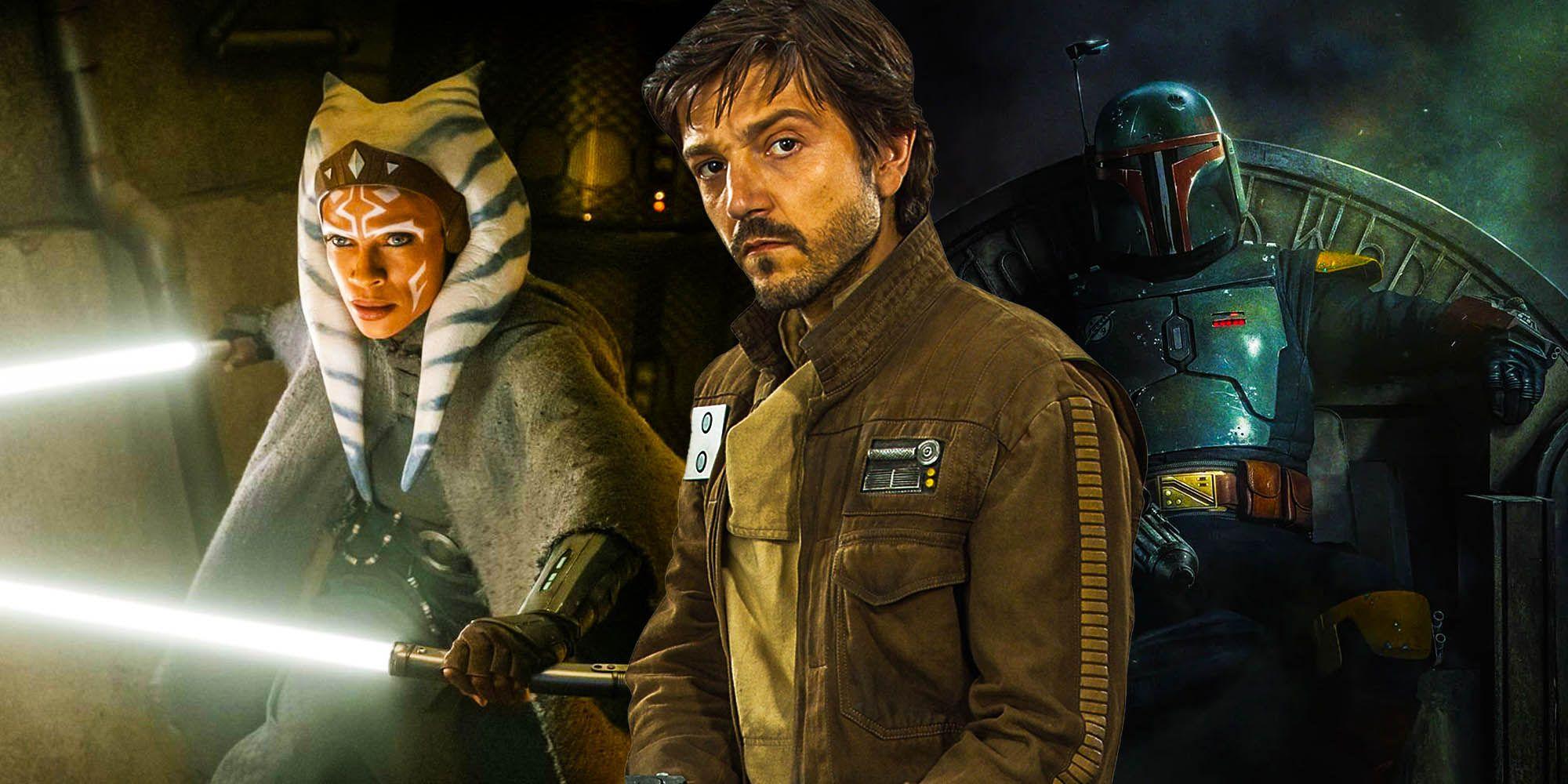 The Book Of Boba Fett Proves Disney Has A Star Wars Prequel Problem