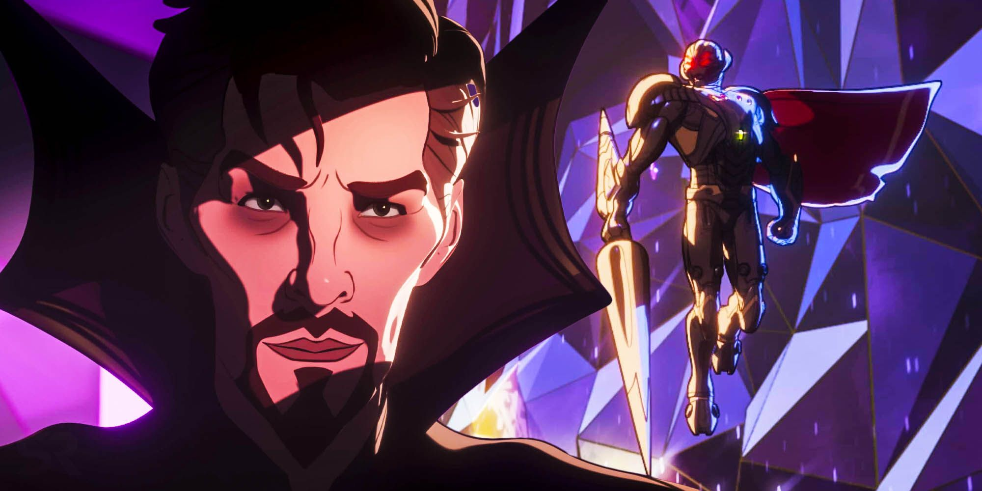 Why Evil Doctor Strange Can Beat Ultron   Screen Rant