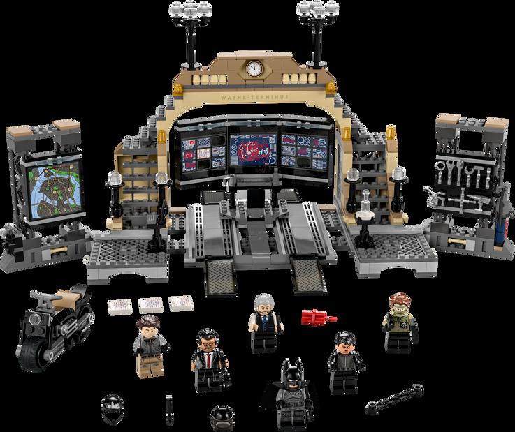 The Batman | Disfarce de Bruce Wayne é revelado em conjunto LEGO 2
