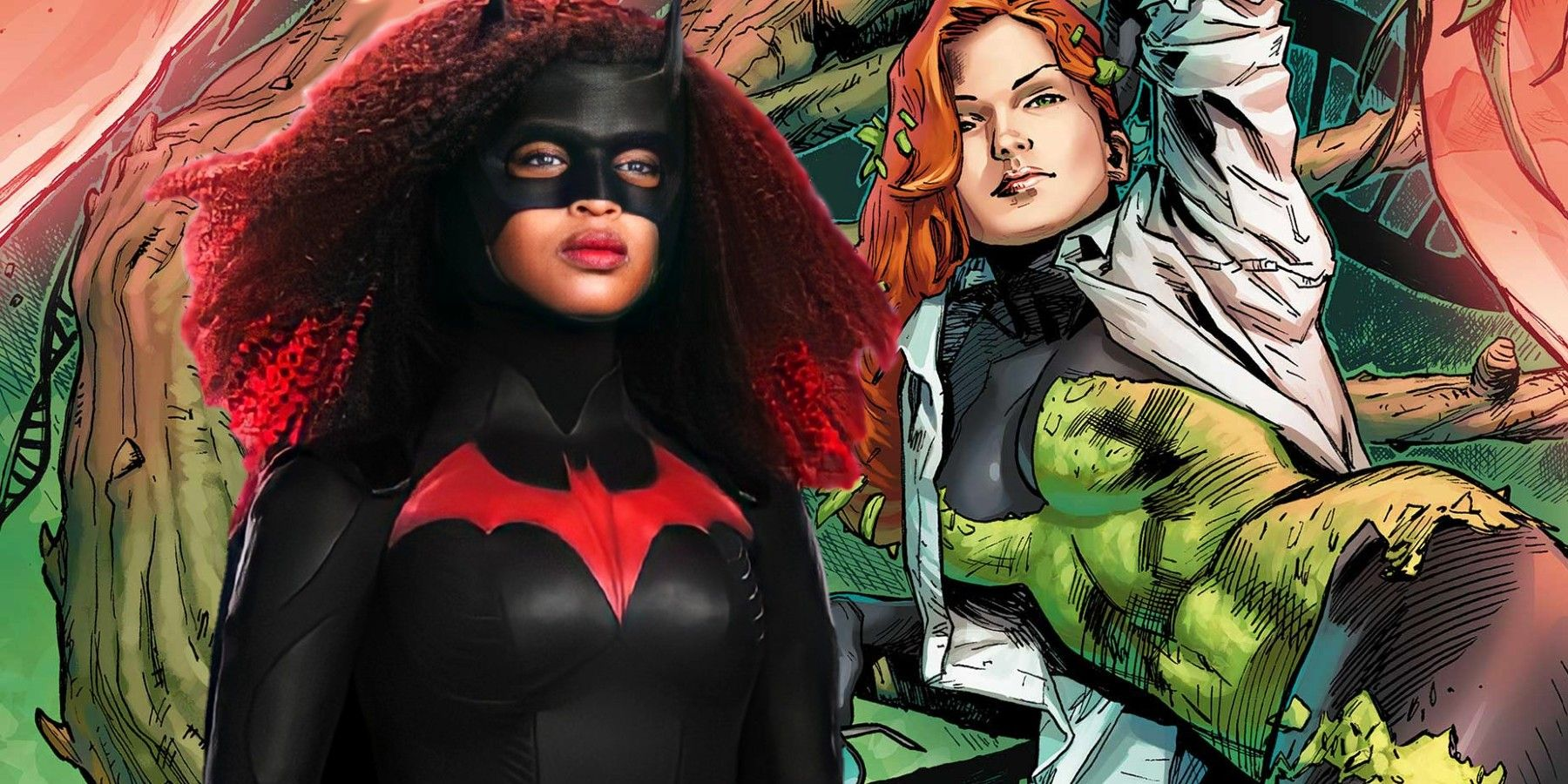 Batwoman Season 3 Will Have a Major Story Arc for Poison Ivy