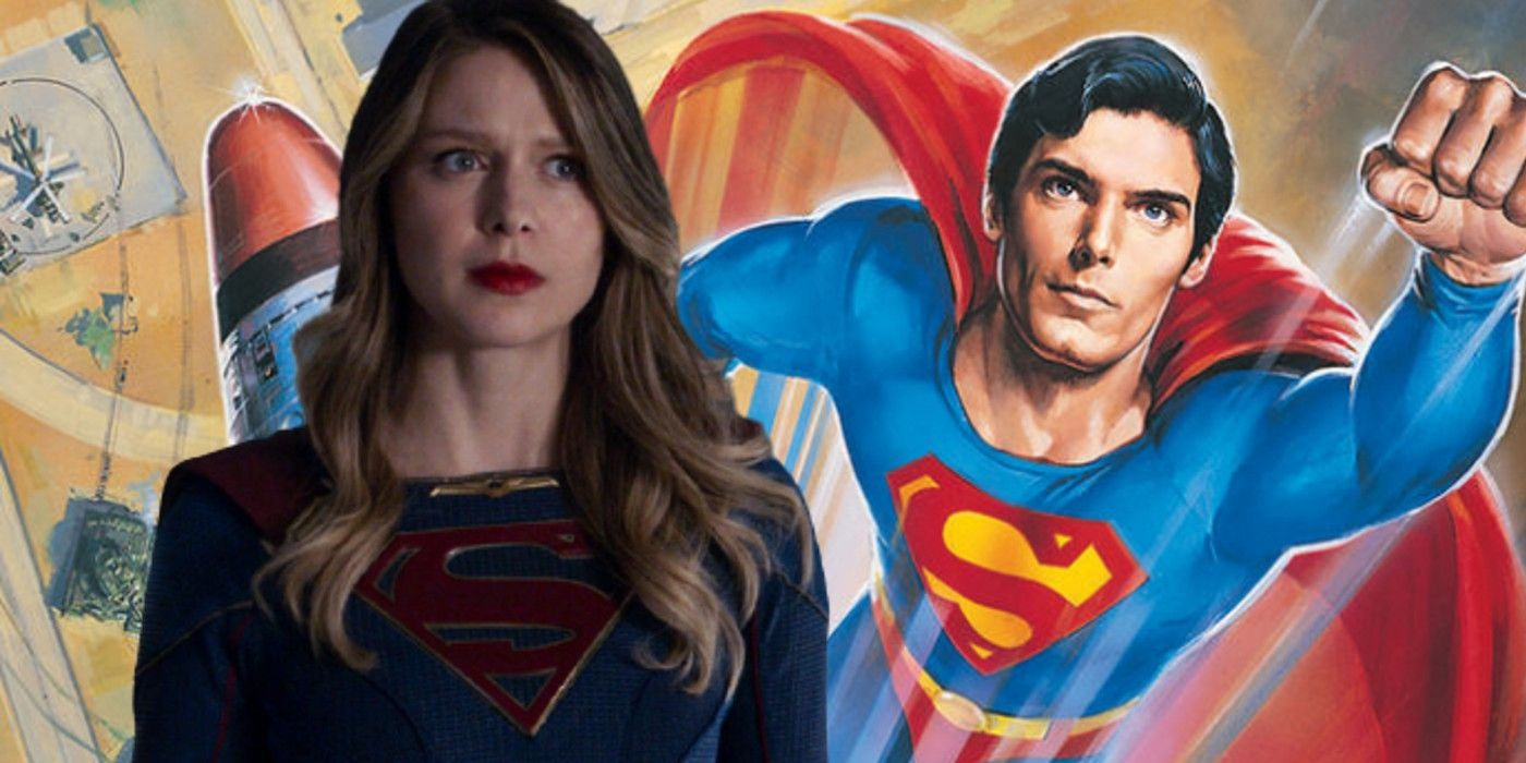 <div>How Supergirl Revamped Superman IV's Story And Made It Work</div>