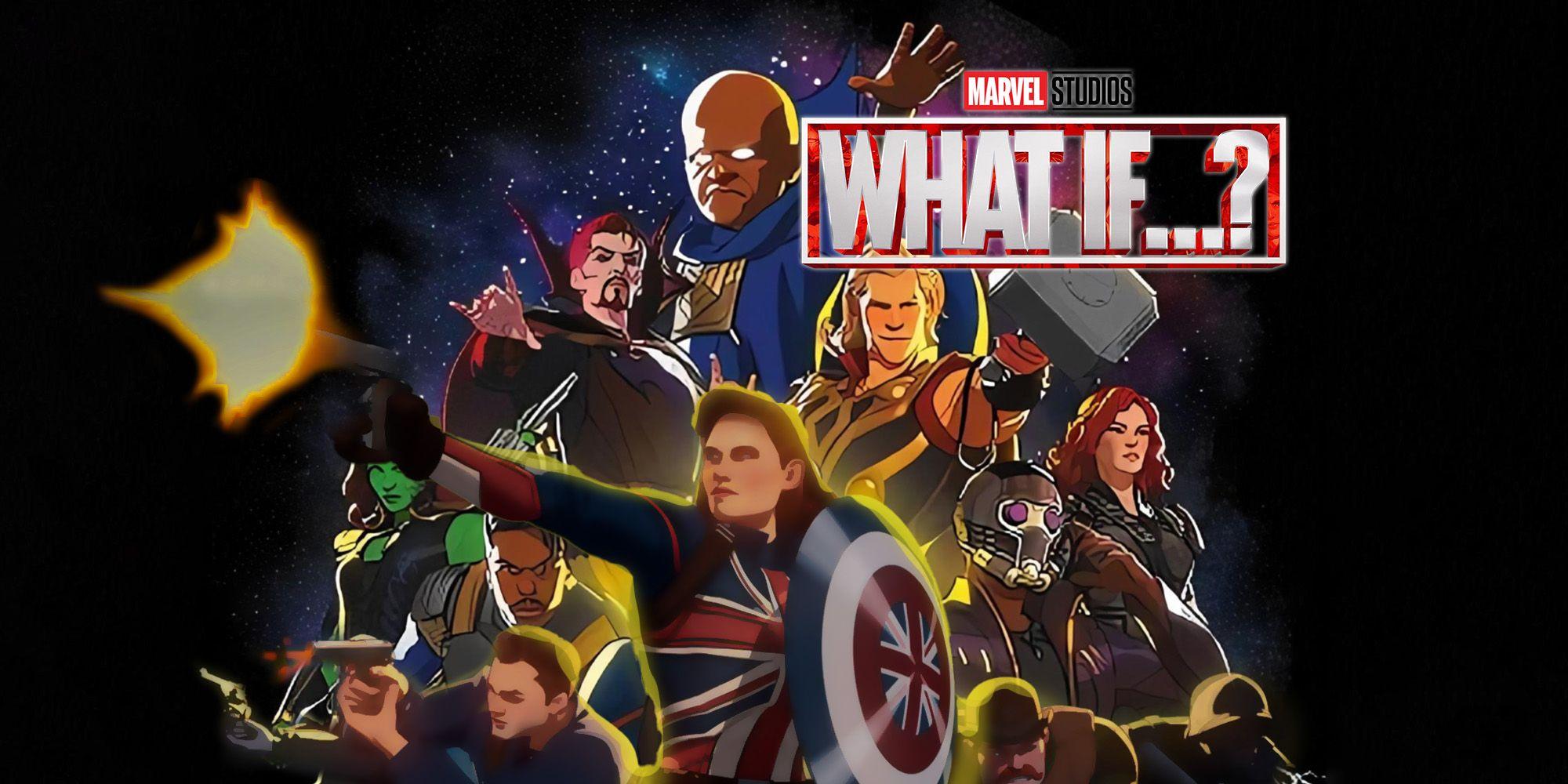 Bryan Andrews & AC Bradley Interview: Marvel s What If...? Season 1 Finale