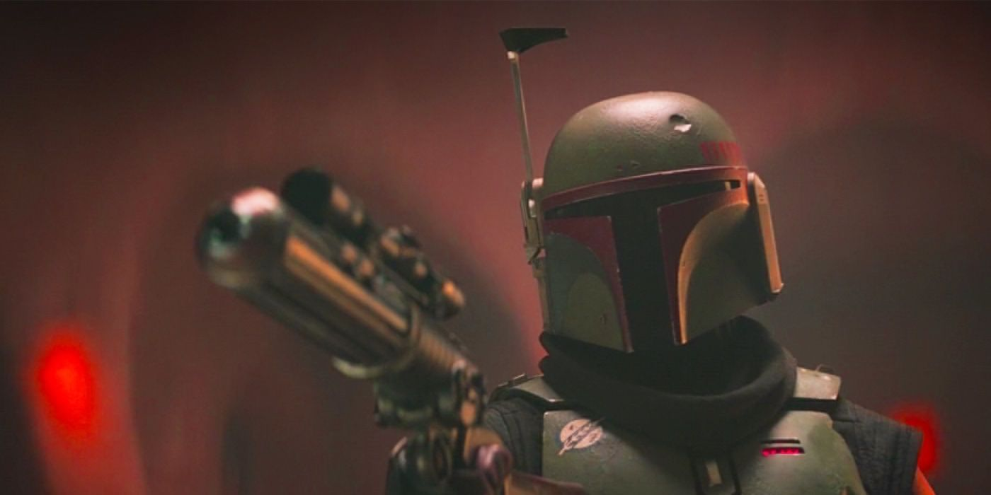 Boba Fett's book proves Disney has a problem with Star Wars prequel