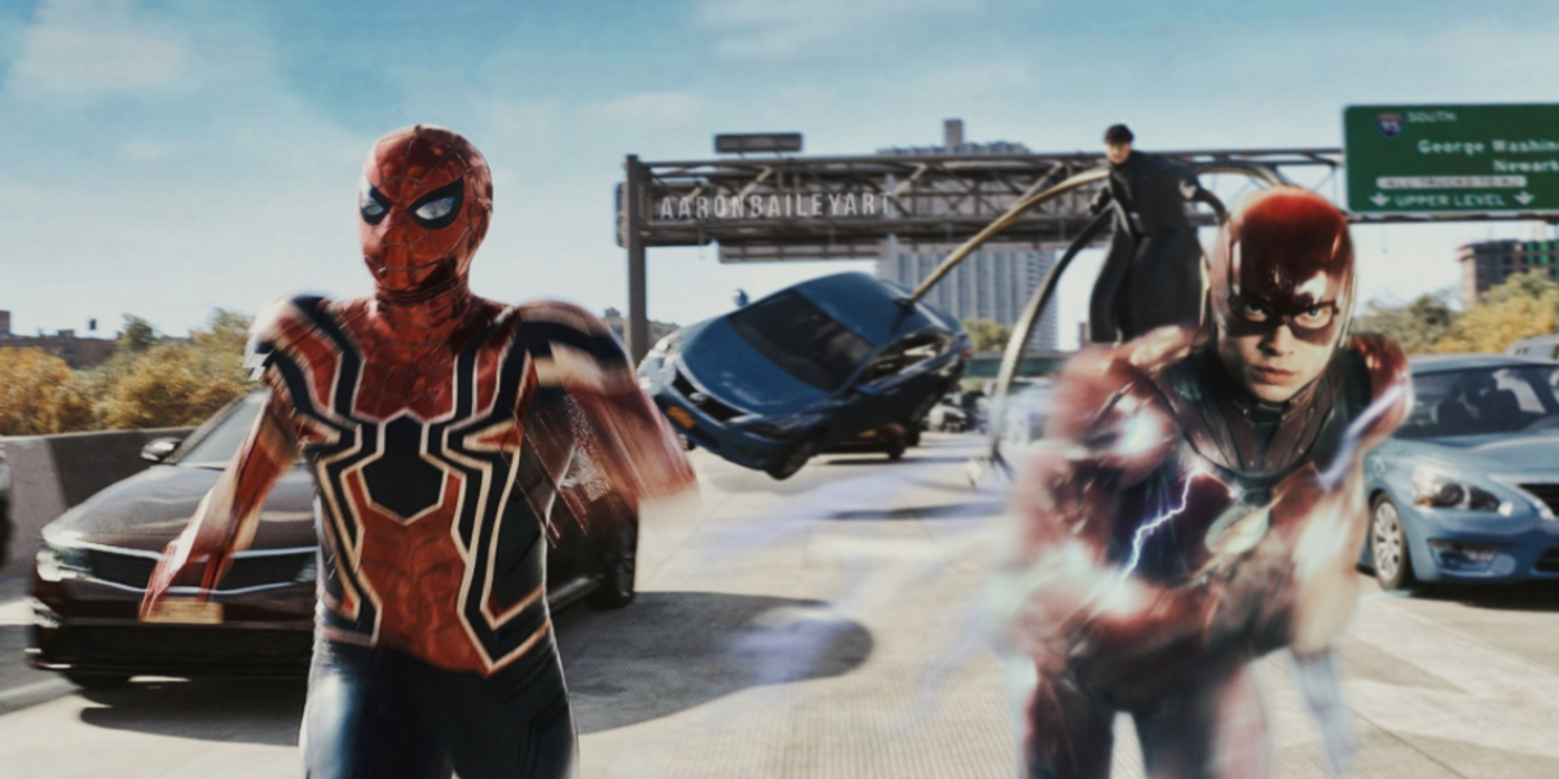Spider-Man: No Way Home Fan Edit Brings The Flash To MCU's Multiverse