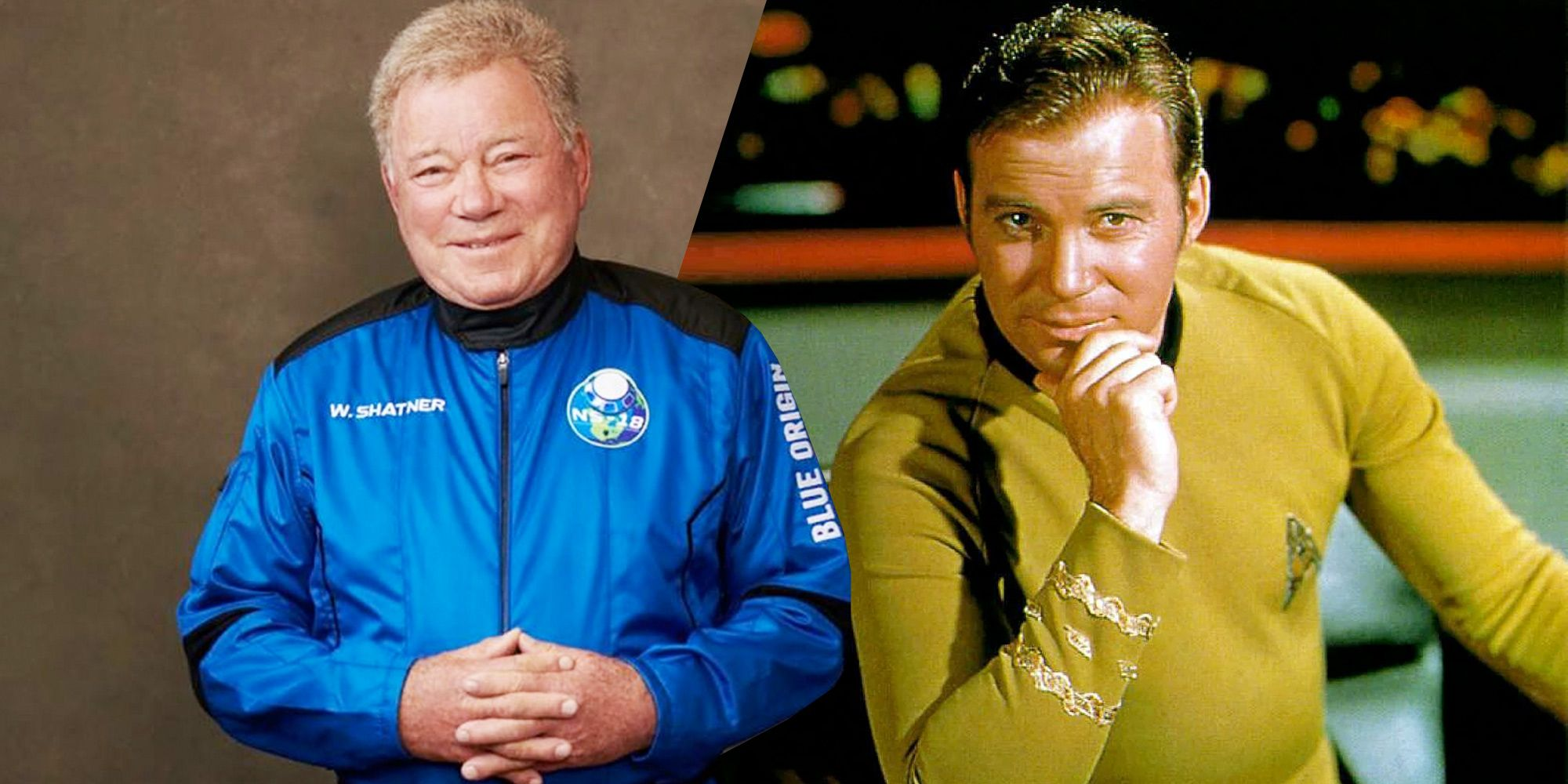 Vince McMahon Comments On William Shatner Going To Space