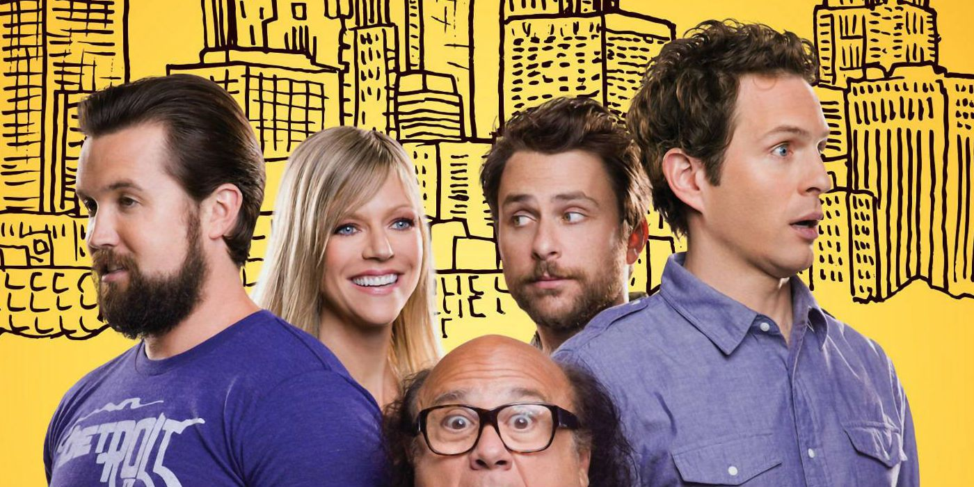 It's Always Sunny In Philadelphia's Theme Is A Happy Accident