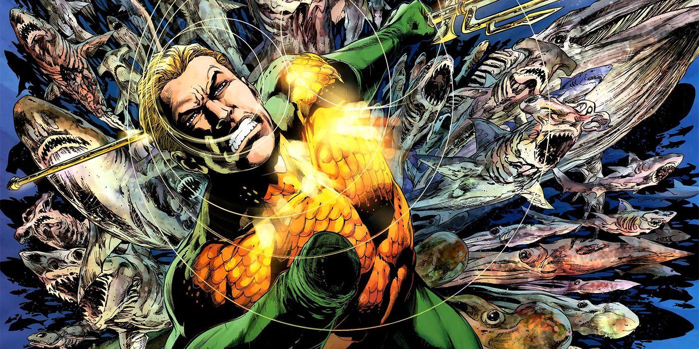 15 Powers You Didn't Know Aquaman Had | ScreenRant
