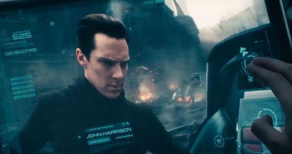 Star Trek Into Darkness': Benedict Cumberbatch Discusses