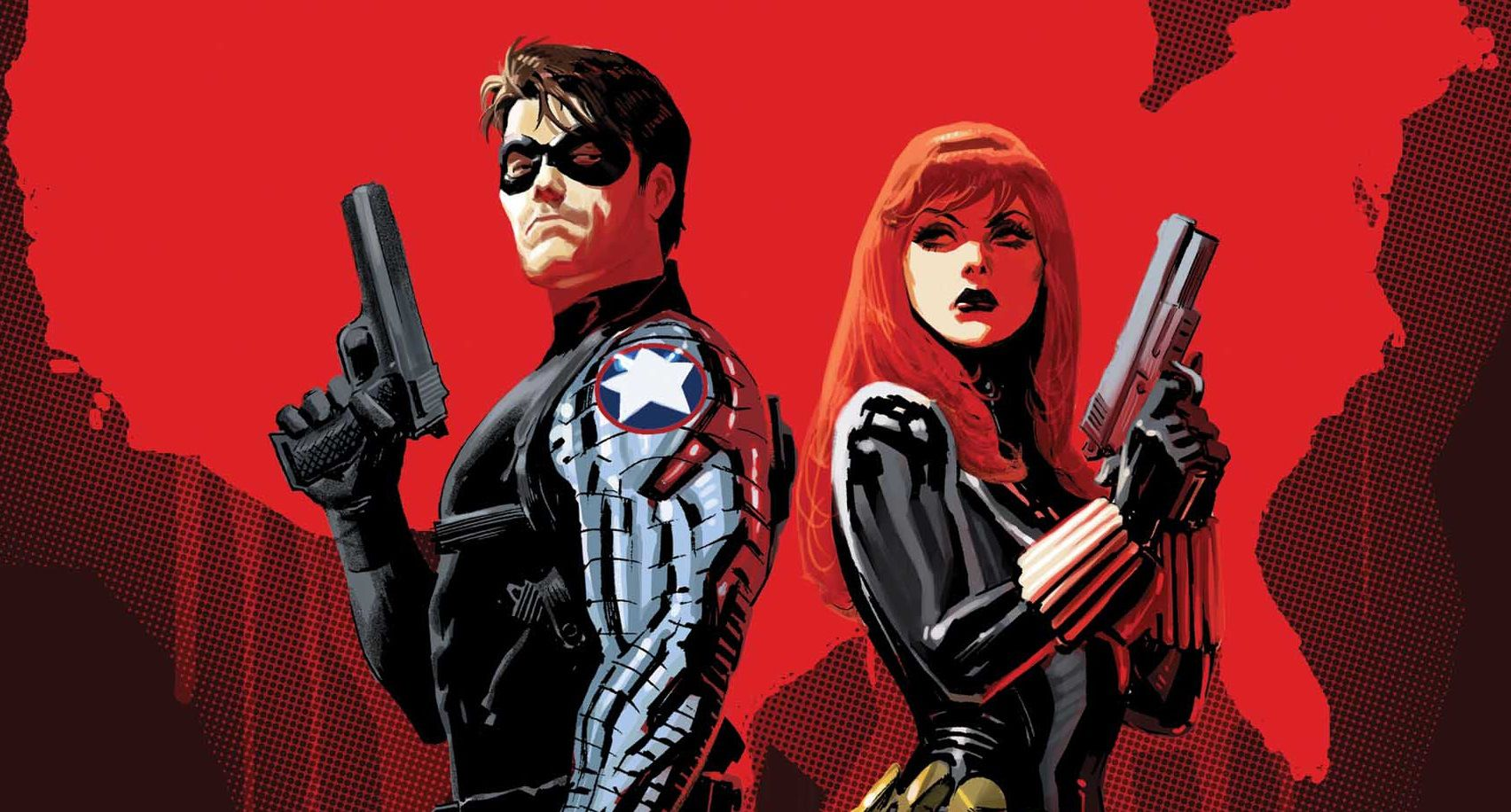 Winter Soldier Is The Only Person Black Widow Actually Trusts
