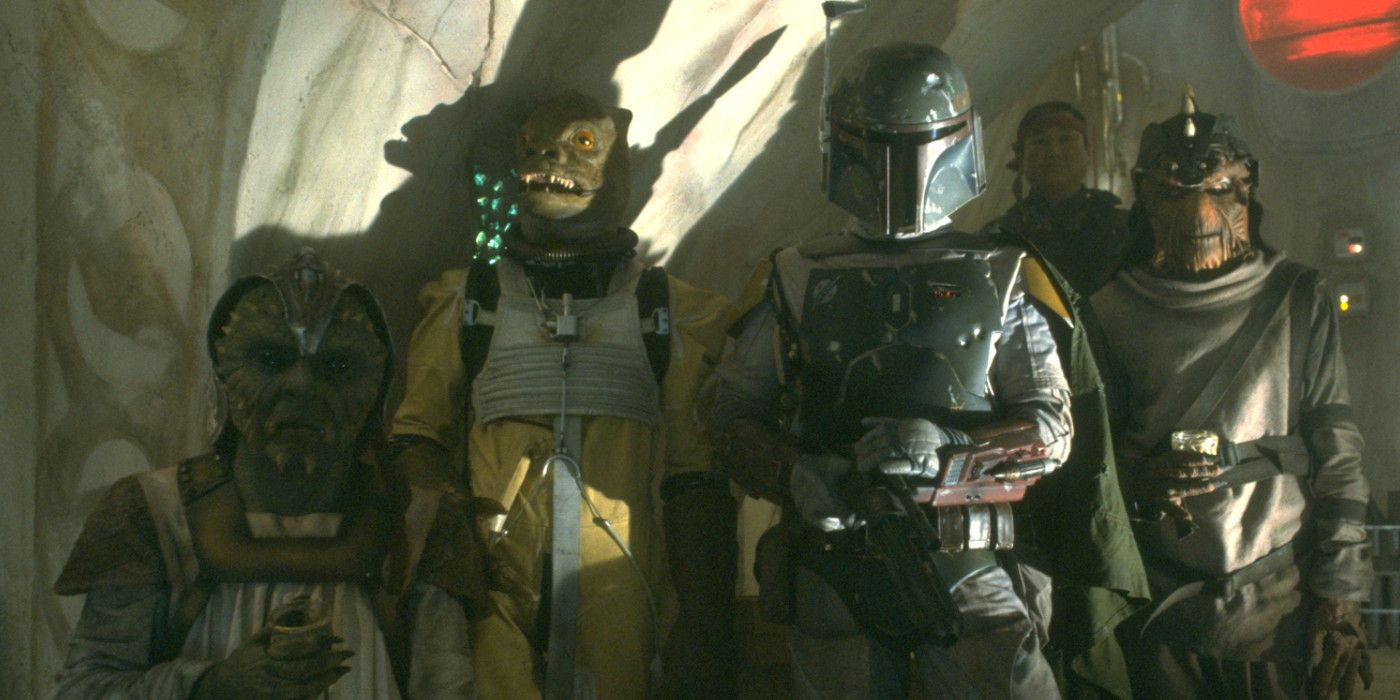 The Best Bounty Hunters In The Star Wars Universe Ranked