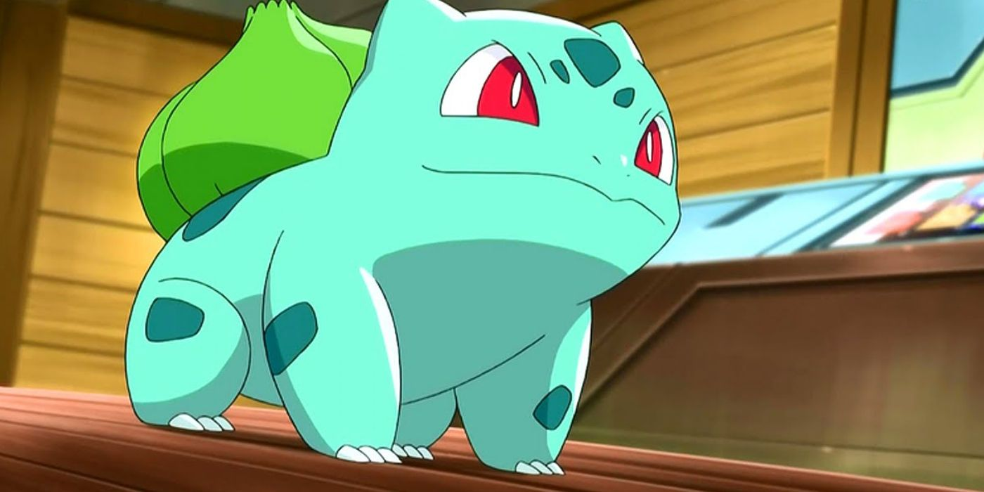 Pokémon 12 Things You Didnt Know About Bulbasaur