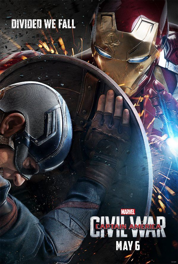 Captain America Civil War 2016 Screenrant