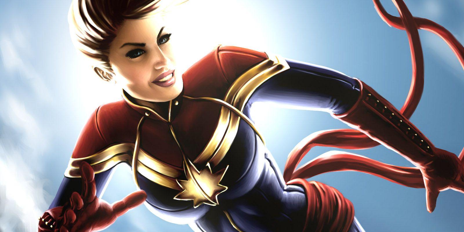Captain Marvel: Rebecca Ferguson Rumored To Be Top Contender