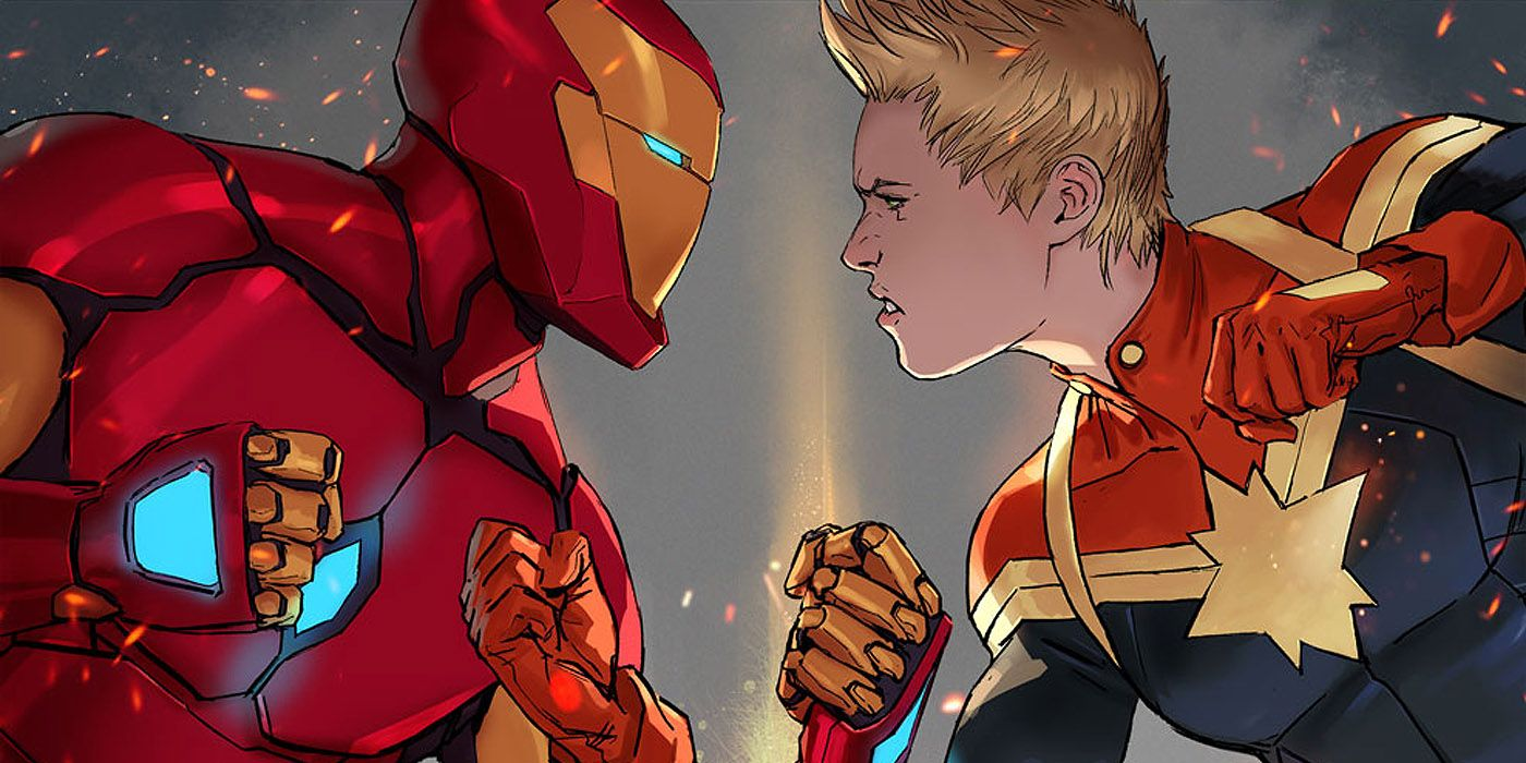 Complete Guide To Civil War II And What It Means For Marvel Comics