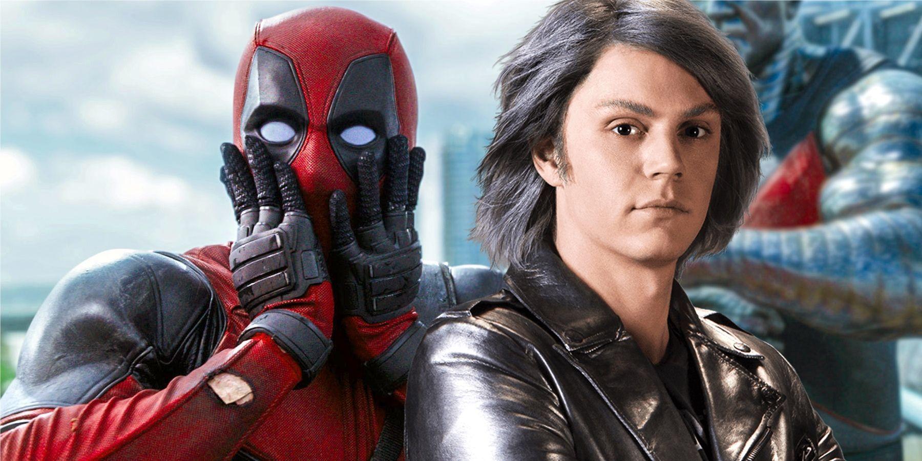 X-Men's Quicksilver Wants a Deadpool Team-Up Movie ...