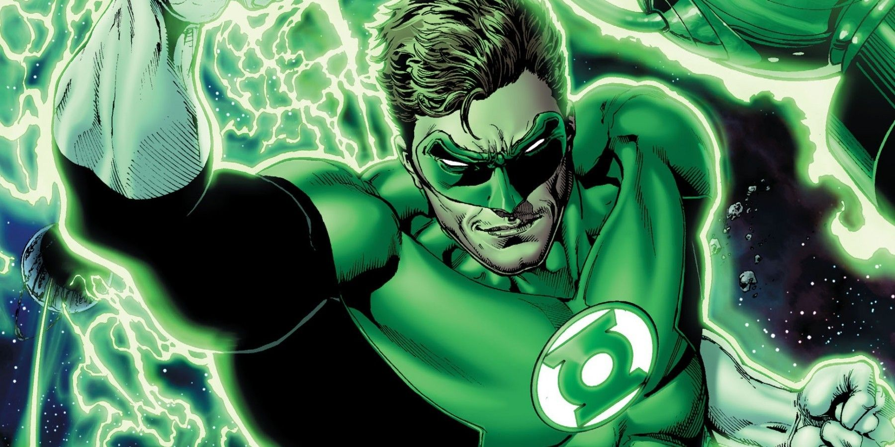 Green Lantern Comic Wallpaper: Green Lantern Finally Returns In DC's Hal Jordan: Rebirth